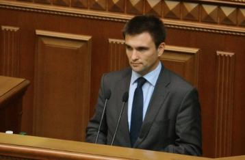 Климкин: В Минске Украина не обязывалась менять Конституцию