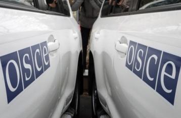 В ОБСЕ ожидают прекращения огня на Донбассе