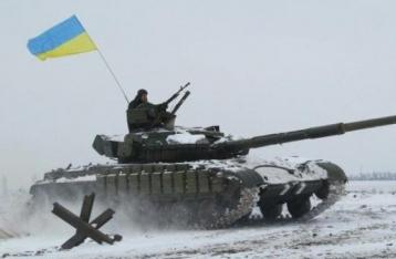 Генштаб: Часть Дебальцево захвачена НВФ, украинские военные маневрируют
