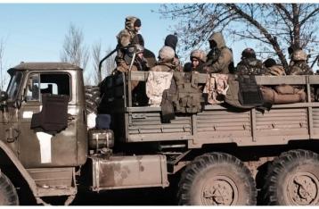 Семенченко: Силы АТО начали выводить войска из Дебальцево