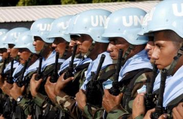 СНБО решил пригласить в Украину миротворческую миссию ООН