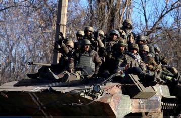 Штаб: Отвод войск из Дебальцево завершается