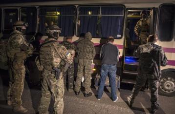 Штаб: НВФ отказываются обменивать пленных «всех на всех»