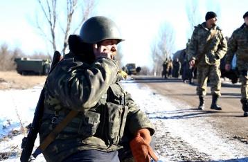 На Дебальцевском плацдарме в плен попали более 90 военнослужащих, еще 82 ищут