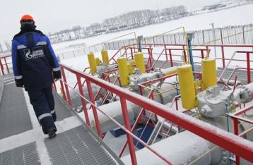 «Газпром» начал поставлять на Донбасс газ, предназначенный Киеву