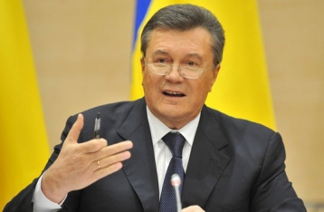 Янукович обещает вернуться в Украину, как только сможет