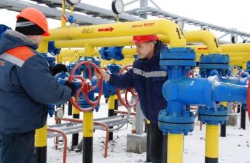 Украина сократила отбор газа из ПХГ до рекордного минимума