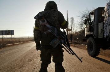Лысенко: ОБСЕ фиксирует маневры, а не отвод техники