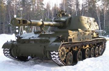 Минобороны: Украина начинает отвод тяжелого вооружения