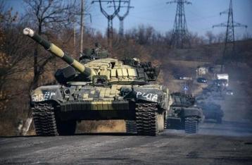 НАТО: За последние месяцы РФ ввела в Украину более 1000 единиц техники