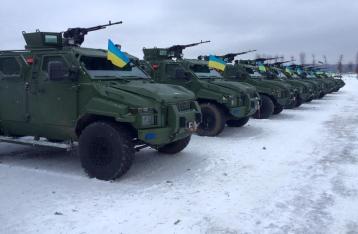США выделят на оснащение украинской армии $120 миллионов