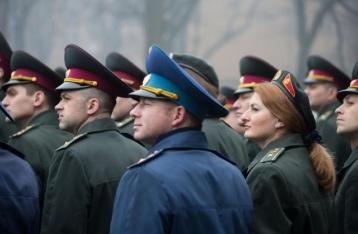 Порошенко предлагает увеличить численность армии до 250 тысяч