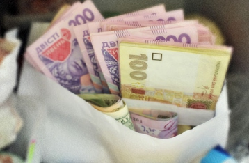 Официальный курс гривни укрепили на 91 копейку