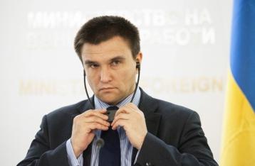 Климкин: Нормализация отношений с РФ возможна только после возвращения Крыма