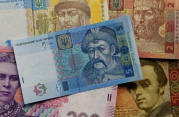 Нацбанк укрепил курс на две гривни