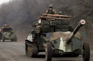 Миссия ОБСЕ не может подтвердить полный отвод вооружений