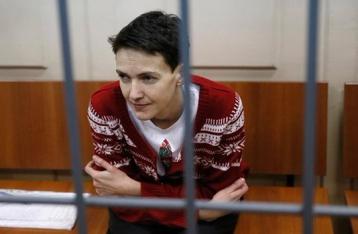 Порошенко просит Путина освободить Савченко