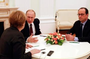 Меркель: ЕС готов к новым санкциям против России
