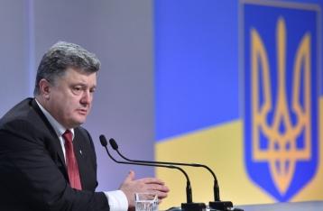 Порошенко: Война не оправдывает задержки с реализацией реформ