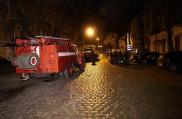 Ночью в Одессе прогремел взрыв