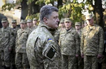 ВР увеличила численность армии до 250 тысяч