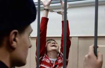 В России заявляют, что Савченко согласилась прекратить голодовку