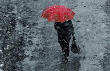 В Украину идет похолодание и дожди
