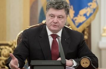 Порошенко: Швеция предоставит Украине беспроцентный заем в $100 миллионов