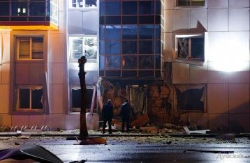 В Одессе прогремел взрыв у бизнес-центра