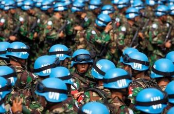 Украина официально обратилась в ООН о введении миротворцев
