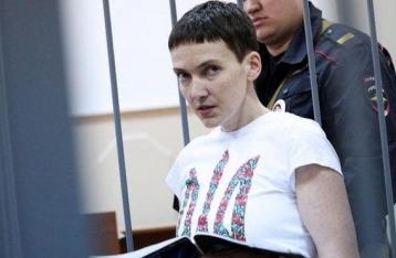 К Савченко пустили украинских врачей