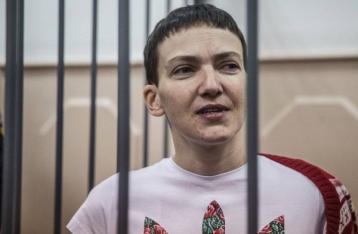 Украинские врачи уверяют, что состояние здоровья Савченко удовлетворительное