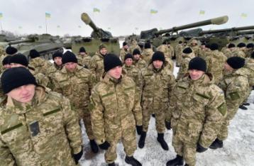 В Украине создадут резерв военнослужащих первой категории