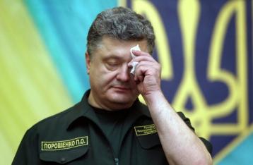 Порошенко: Минские соглашения провалились