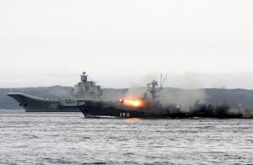 РФ привела в боевую готовность Северный флот и части Западного военного округа