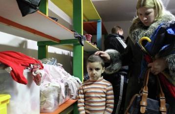 ОБСЕ: Беженцы возвращаются из РФ в Украину