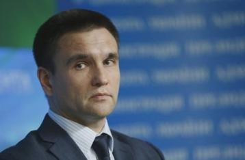 Климкин: ЕС засомневался в отмене виз с Украиной из-за Донбасса