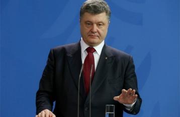 Порошенко: Мир не признает аннексии Крыма