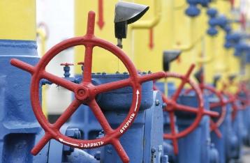Украина планирует на треть увеличить импорт газа