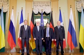Представители МИД «нормандской четверки» встретятся в Париже 25 марта