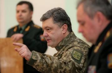 Порошенко: У губернаторов не будет «карманных» вооруженных сил