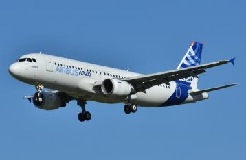 На юге Франции разбился авиалайнер Airbus A320