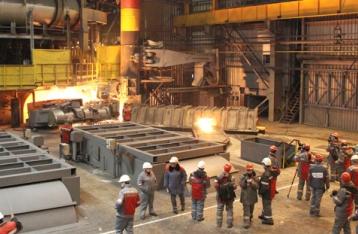 Енакиевский метзавод возобновил производство