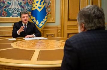 Порошенко уволил Коломойского с поста главы Днепропетровской ОГА