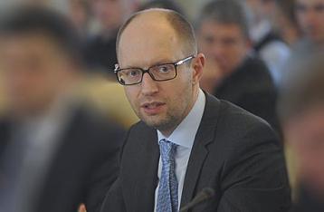 Яценюк признал, что коррупционная мафия в Украине никуда не делась