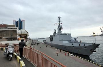Морские и речные порты Украины взяли под охрану