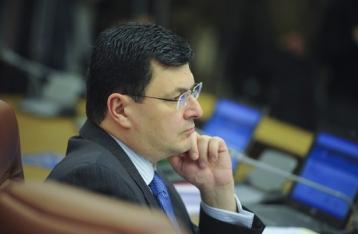 Квиташвили уволил руководство всех департаментов Минздрава