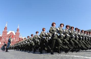 Представителей Украины на параде в Москве не будет
