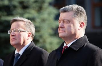 Порошенко: Польша даст Украине €100 миллионов кредита