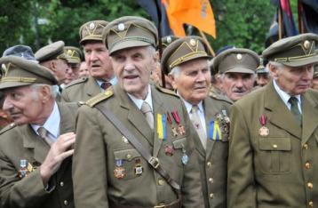 Рада признала ОУН  и УПА борцами за независимость Украины